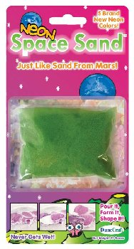 Space Sand - Assorted Neon Colors