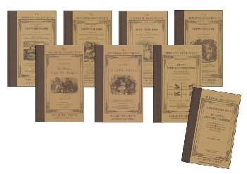McGuffey Eclectic Reader 8-Volume Set with Parent-Teacher Guide