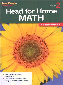 Head for Home Math Intermediate Grade 2