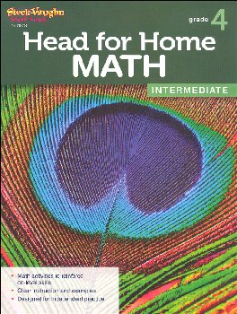 Head for Home Math Intermediate Grade 4