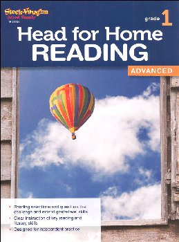 Head for Home Reading Advanced Grade 1