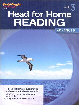 Head for Home Reading Advanced Grade 3
