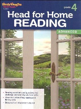 Head for Home Reading Advanced Grade 4