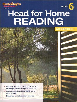 Head for Home Reading Advanced Grade 6