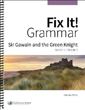 Fix It! Grammar Student Book 6: Sir Gawain and the Green Knight