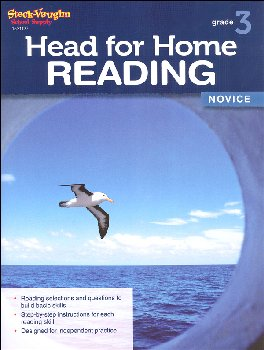 Head for Home Reading Novice Grade 3