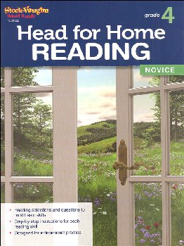 Head for Home Reading Novice Grade 4