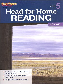 Head for Home Reading Novice Grade 5