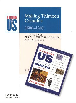 Making Thirteen Colonies Elementary Teacher Guide 3ED rev