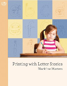 Printing with Letter Stories Blackline Masters