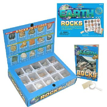 Rock Science Kit