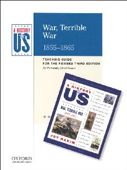 War, Terrible War Elementary Teacher Guide Vol. 6 3ED Revised