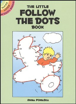 Follow-the-Dots Little Activity Book