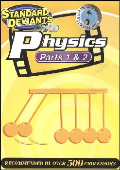 Physics Parts 1 & 2 DVD