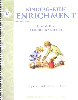 Kindergarten Enrichment Guide, Second Edition