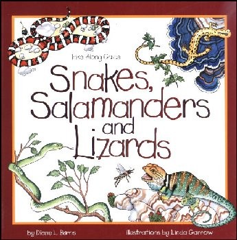 Snakes, Salamanders and Lizards (Take-Along G