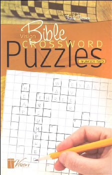 Vision Bible Crossword Puzzles #2