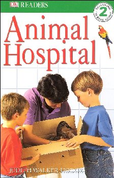 Animal Hospital (DK Reader Level 2)