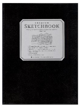 Large Premium Sketchbook