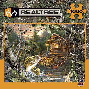 Realtree The One That Got Away Puzzle (1000 Pieces)