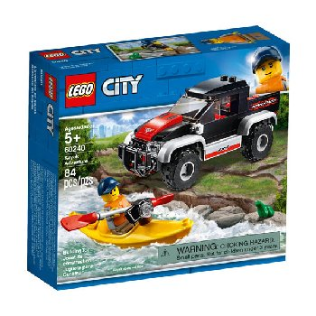 LEGO City Great Kayak Adventure (60240)
