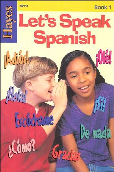 Let's Speak Spanish Book 1