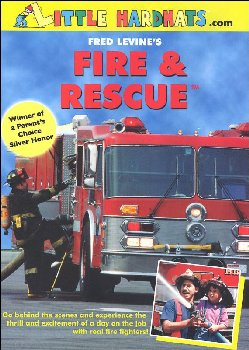 Fire & Rescue DVD