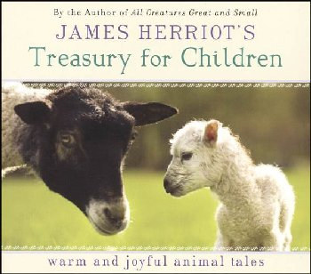 James Herriot's Treasury for Children CD