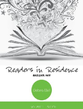 Readers in Residence Volume 1 - Sleuth Answer Key