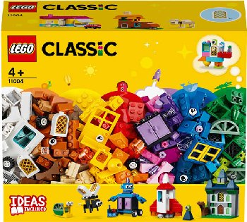 LEGO Classic Windows of Creativity (11004)