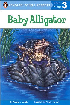 Baby Alligator (Penguin Young Readers Lvl 3)