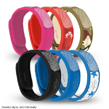 Repellent Wristbands (Original) Single,asst.