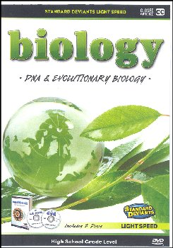 Light Speed Biology: DNA and Evolutionary Biology DVD