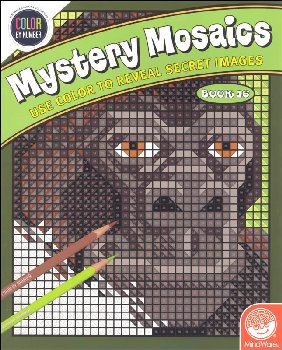 Color By Number Mystery Mosaics Book 16