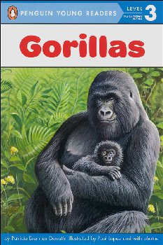 Gorillas (Penguin Young Readers Level 3)