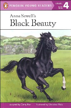 Anna Sewell's Black Beauty (Penguin Young Reader Level 4)