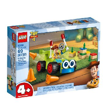 LEGO Toy Story 4 Woody & RC  (10766)