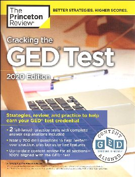 Cracking the GED Test 2020 Edition