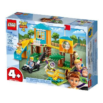 LEGO Toy Story 4 Buzz & Bo-Peep Playground Adventure (10768)