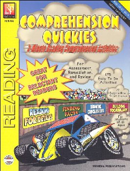 Comprehension Quickies Level 4