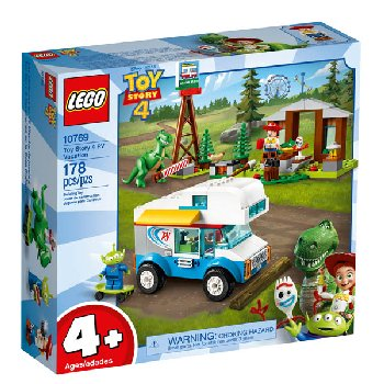 LEGO Toy Story 4 RV Vacation (10769)