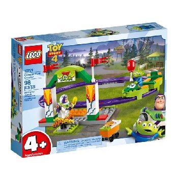 LEGO Toy Story 4 Carnival Thrill Coaster (10771)