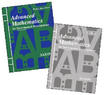 Saxon Advanced Math 2ED Answer Keys and Tests