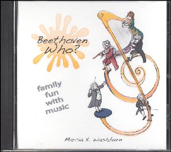 Beethoven Who? Family Fun with Music CD-ROM