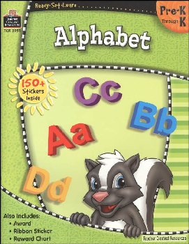 Alphabet (Ready, Set, Learn)