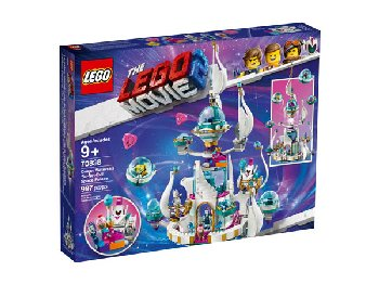 LEGO Movie 2 Queen Waterva's 'So-Not-Evil' Space Palace (70838)