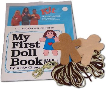 My First Doll Book & Kit