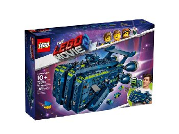 LEGO Movie 2 The Rexcelsior! (70839)