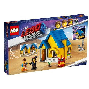 LEGO Movie Emmet's Dream House/Rescue Rocket! (70831)