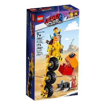 LEGO Movie Emmet's Thricycle! (70823)